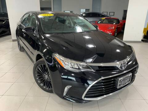 2016 Toyota Avalon for sale at Auto Mall of Springfield in Springfield IL