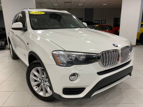 2016 BMW X3 for sale at Auto Mall of Springfield in Springfield IL