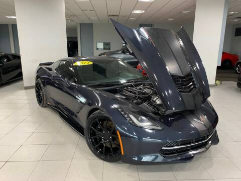 2014 Chevrolet Corvette for sale at Auto Mall of Springfield in Springfield IL
