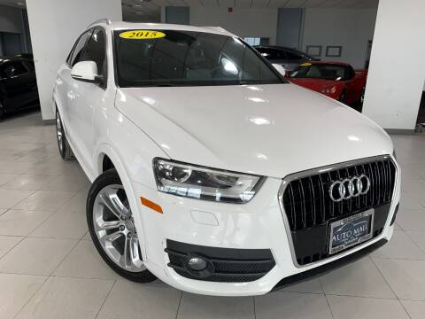 2015 Audi Q3 for sale at Auto Mall of Springfield in Springfield IL