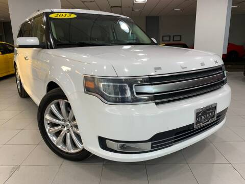 2015 Ford Flex for sale at Auto Mall of Springfield in Springfield IL