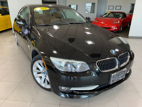 2012 BMW 3 Series for sale at Auto Mall of Springfield in Springfield IL