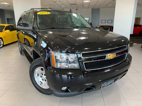 2013 Chevrolet Suburban for sale at Auto Mall of Springfield in Springfield IL