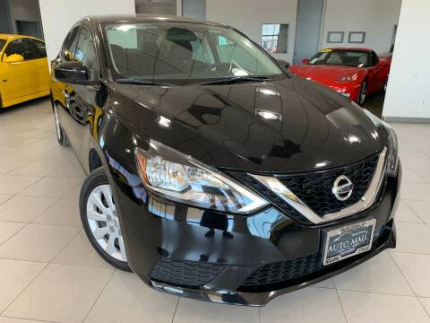 2019 Nissan Sentra for sale at Auto Mall of Springfield in Springfield IL