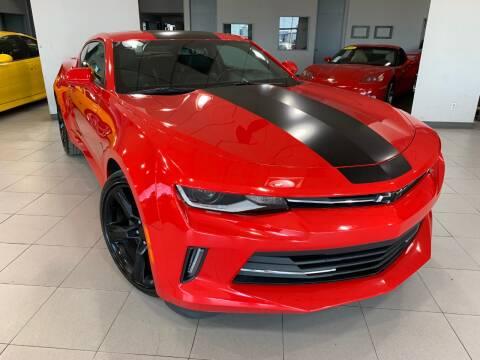 2017 Chevrolet Camaro for sale at Auto Mall of Springfield in Springfield IL