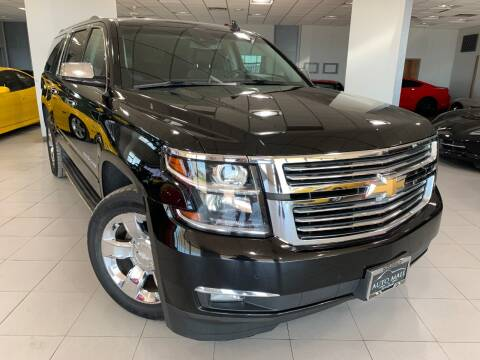 2017 Chevrolet Suburban for sale at Auto Mall of Springfield in Springfield IL