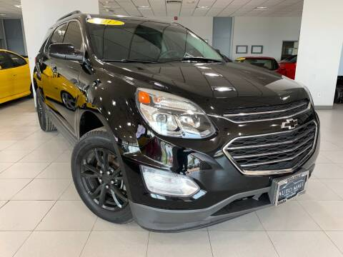 2017 Chevrolet Equinox for sale at Auto Mall of Springfield in Springfield IL
