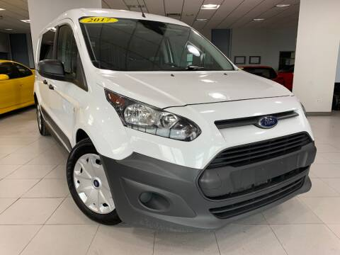 2017 Ford Transit Connect Cargo for sale at Auto Mall of Springfield in Springfield IL