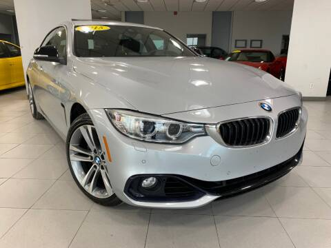 2015 BMW 4 Series for sale at Auto Mall of Springfield north in Springfield IL