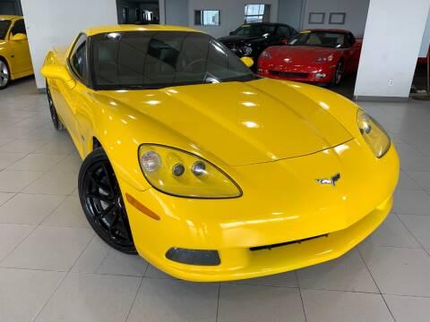 2006 Chevrolet Corvette for sale at Auto Mall of Springfield north in Springfield IL