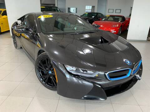 2016 BMW i8 for sale at Auto Mall of Springfield north in Springfield IL