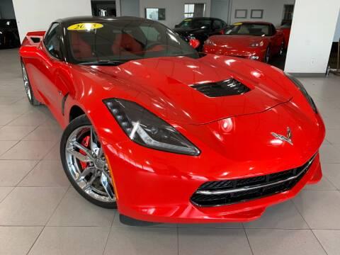 2015 Chevrolet Corvette for sale at Auto Mall of Springfield in Springfield IL