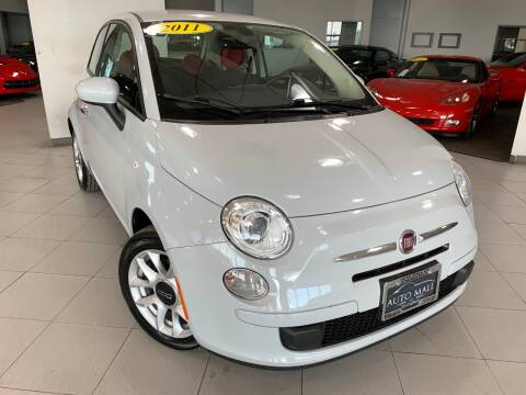 2016 FIAT 500 for sale at Auto Mall of Springfield in Springfield IL