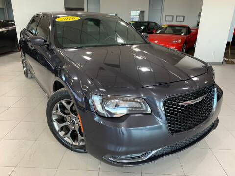 2016 Chrysler 300 for sale at Auto Mall of Springfield in Springfield IL