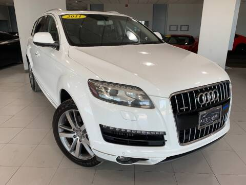 2011 Audi Q7 for sale at Auto Mall of Springfield in Springfield IL