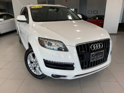2010 Audi Q7 for sale at Auto Mall of Springfield north in Springfield IL