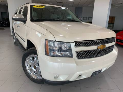 2009 Chevrolet Suburban for sale at Auto Mall of Springfield north in Springfield IL