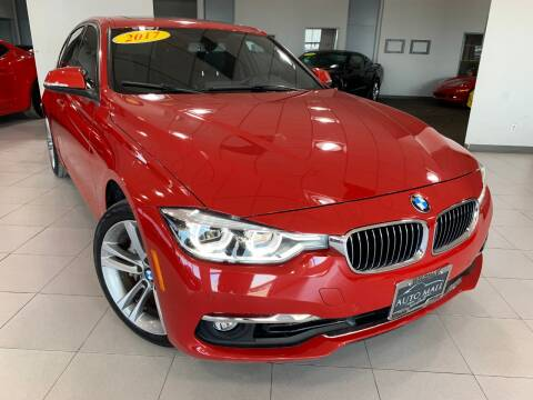 2017 BMW 3 Series for sale at Auto Mall of Springfield north in Springfield IL