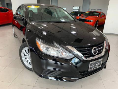 2017 Nissan Altima for sale at Auto Mall of Springfield north in Springfield IL