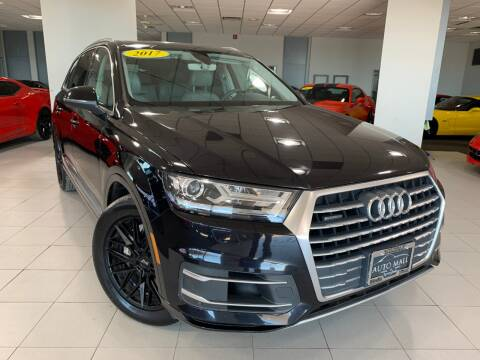 2017 Audi Q7 for sale at Auto Mall of Springfield in Springfield IL