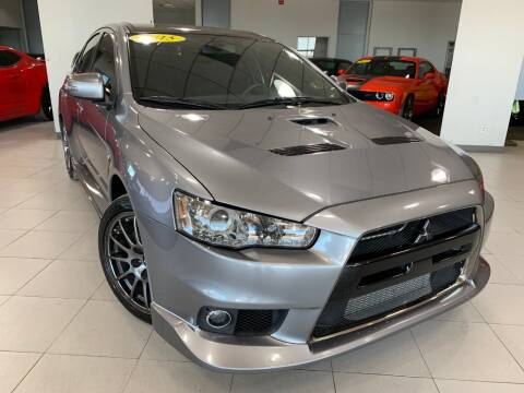 2015 Mitsubishi Lancer Evolution for sale at Auto Mall of Springfield in Springfield IL