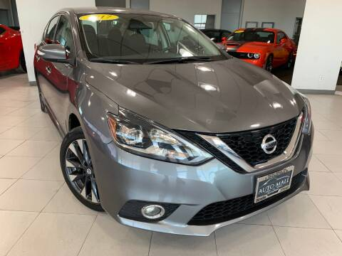 2017 Nissan Sentra for sale at Auto Mall of Springfield in Springfield IL