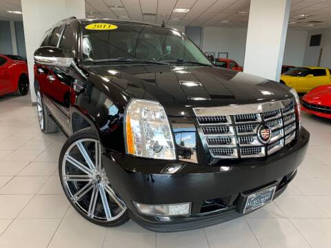 2011 Cadillac Escalade for sale at Auto Mall of Springfield in Springfield IL