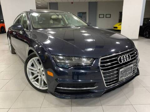 2017 Audi A7 for sale at Auto Mall of Springfield in Springfield IL