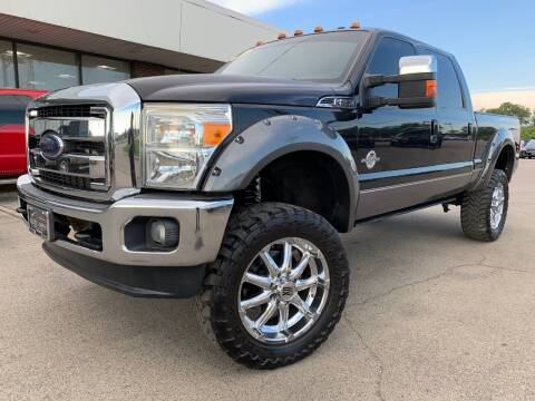 2013 Ford F-250 Super Duty for sale at Auto Mall of Springfield in Springfield IL