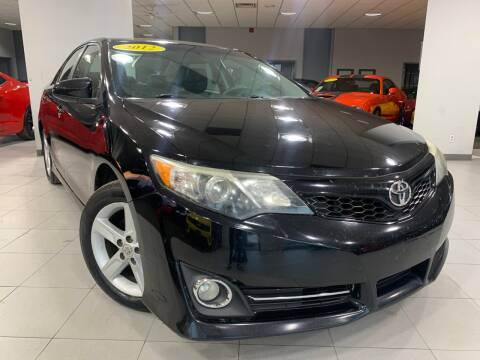 2012 Toyota Camry for sale at Auto Mall of Springfield in Springfield IL