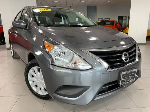 2019 Nissan Versa for sale at Auto Mall of Springfield in Springfield IL