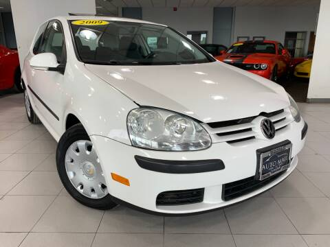 2009 Volkswagen Rabbit for sale at Auto Mall of Springfield in Springfield IL