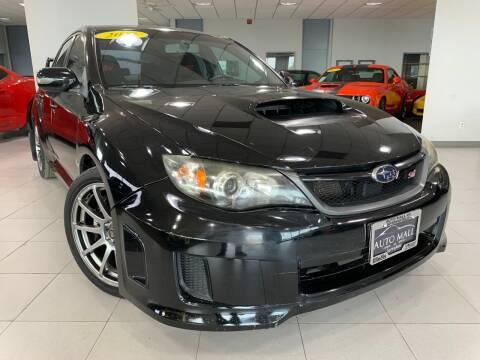 2011 Subaru Impreza for sale at Auto Mall of Springfield in Springfield IL