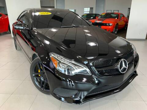 2015 Mercedes-Benz E-Class for sale at Auto Mall of Springfield in Springfield IL