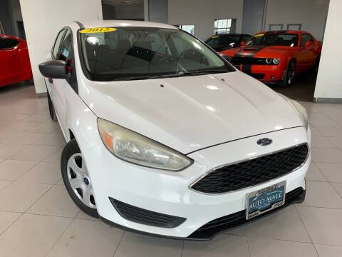2015 Ford Focus for sale at Auto Mall of Springfield in Springfield IL