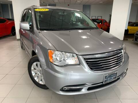 2016 Chrysler Town and Country for sale at Auto Mall of Springfield in Springfield IL