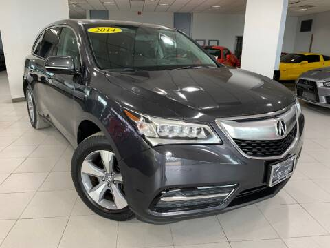 2014 Acura MDX for sale at Auto Mall of Springfield in Springfield IL