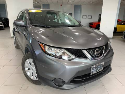 2018 Nissan Rogue Sport for sale at Auto Mall of Springfield in Springfield IL