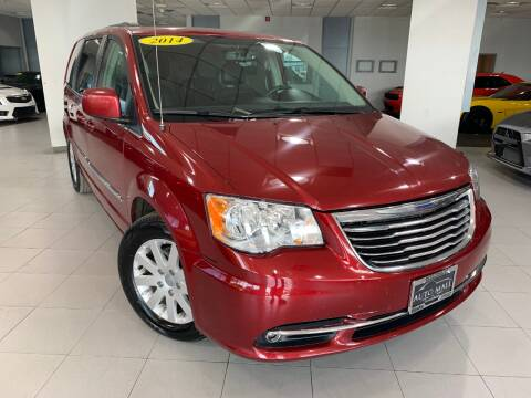 2014 Chrysler Town and Country for sale at Auto Mall of Springfield in Springfield IL