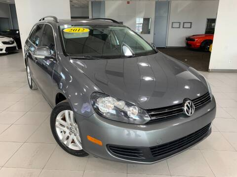2012 Volkswagen Jetta for sale at Auto Mall of Springfield in Springfield IL