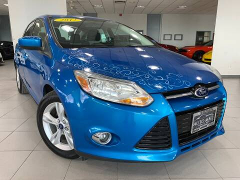 2012 Ford Focus for sale at Auto Mall of Springfield in Springfield IL