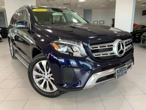 2017 Mercedes-Benz GLS for sale at Auto Mall of Springfield in Springfield IL
