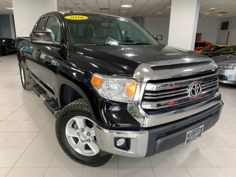 2016 Toyota Tundra for sale at Auto Mall of Springfield in Springfield IL