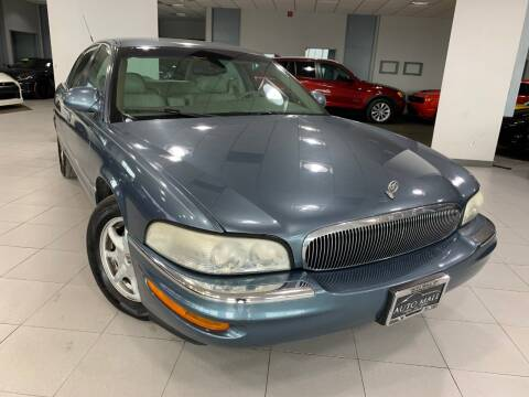 2002 Buick Park Avenue for sale at Auto Mall of Springfield in Springfield IL