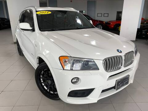 2014 BMW X3 for sale at Auto Mall of Springfield in Springfield IL