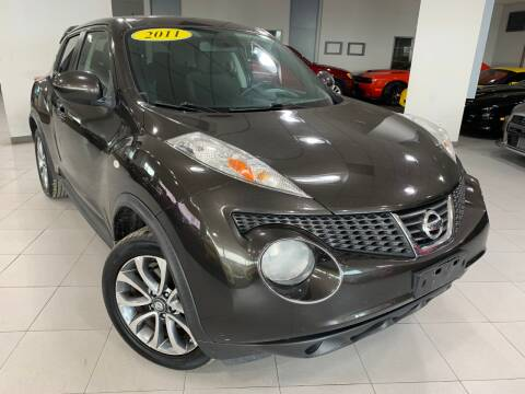2011 Nissan JUKE for sale at Auto Mall of Springfield in Springfield IL