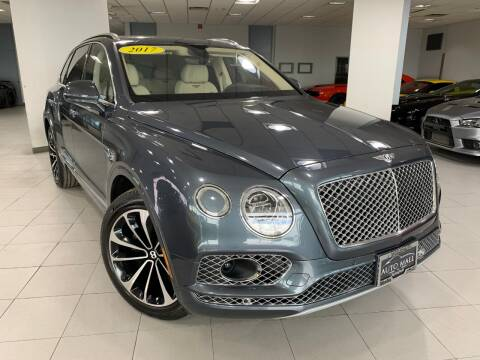 2017 Bentley Bentayga for sale at Auto Mall of Springfield in Springfield IL