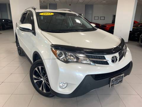 2015 Toyota RAV4 for sale at Auto Mall of Springfield in Springfield IL