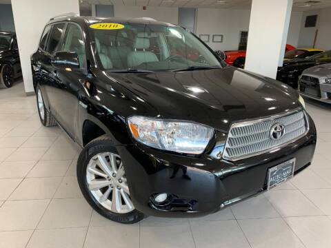 2008 Toyota Highlander Hybrid for sale at Auto Mall of Springfield in Springfield IL