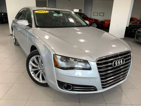 2011 Audi A8 L for sale at Auto Mall of Springfield in Springfield IL